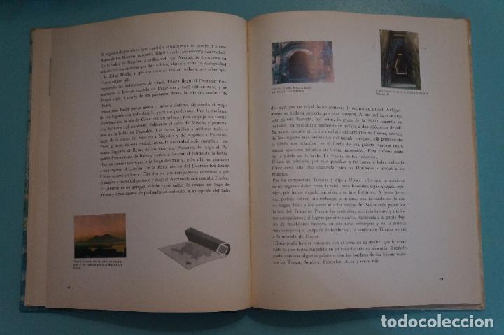 Coleccionismo Álbum: ÁLBUM COMPLETO DE LOS VIAJES DE ULISES AÑO 1962 DE NESTLÉ - Foto 24 - 64323207