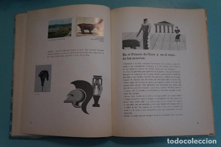 Coleccionismo Álbum: ÁLBUM COMPLETO DE LOS VIAJES DE ULISES AÑO 1962 DE NESTLÉ - Foto 26 - 64323207
