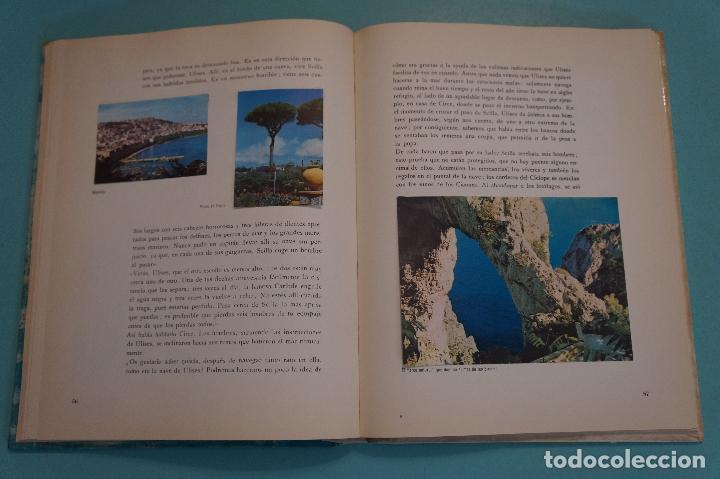 Coleccionismo Álbum: ÁLBUM COMPLETO DE LOS VIAJES DE ULISES AÑO 1962 DE NESTLÉ - Foto 27 - 64323207