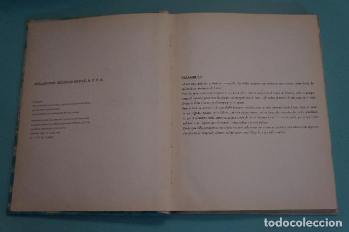 Coleccionismo Álbum: ÁLBUM COMPLETO DE LOS VIAJES DE ULISES AÑO 1962 DE NESTLÉ - Foto 29 - 64323207