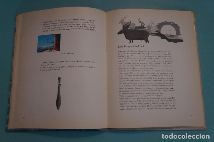 Coleccionismo Álbum: ÁLBUM COMPLETO DE LOS VIAJES DE ULISES AÑO 1962 DE NESTLÉ - Foto 32 - 64323207