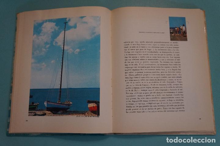 Coleccionismo Álbum: ÁLBUM COMPLETO DE LOS VIAJES DE ULISES AÑO 1962 DE NESTLÉ - Foto 34 - 64323207