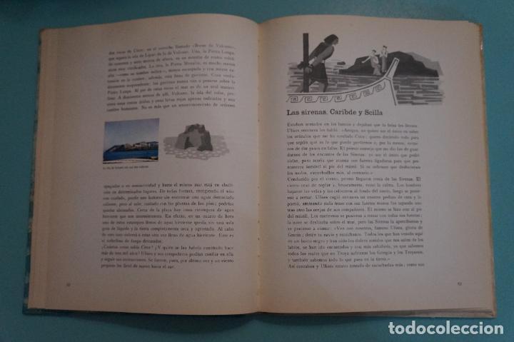 Coleccionismo Álbum: ÁLBUM COMPLETO DE LOS VIAJES DE ULISES AÑO 1962 DE NESTLÉ - Foto 35 - 64323207