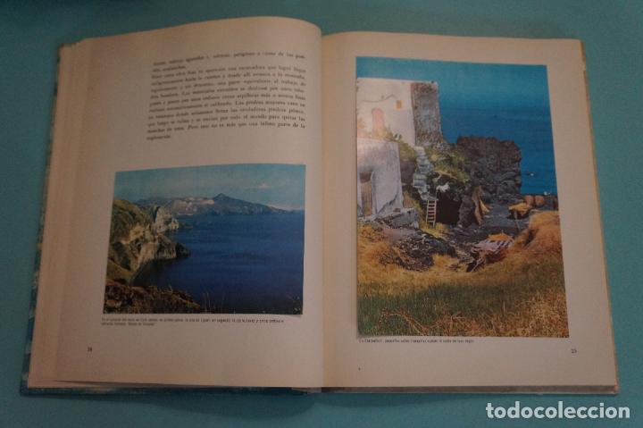 Coleccionismo Álbum: ÁLBUM COMPLETO DE LOS VIAJES DE ULISES AÑO 1962 DE NESTLÉ - Foto 36 - 64323207