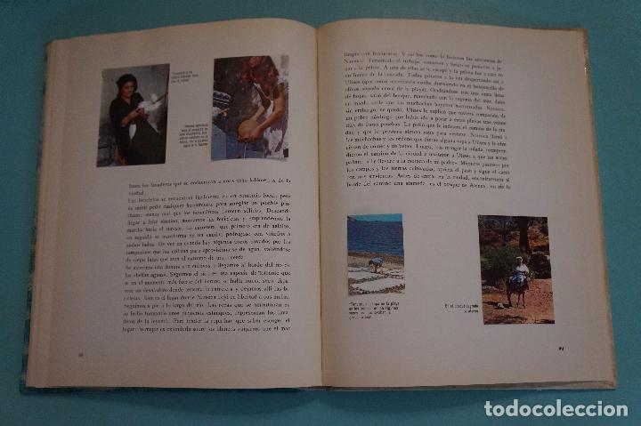 Coleccionismo Álbum: ÁLBUM COMPLETO DE LOS VIAJES DE ULISES AÑO 1962 DE NESTLÉ - Foto 41 - 64323207