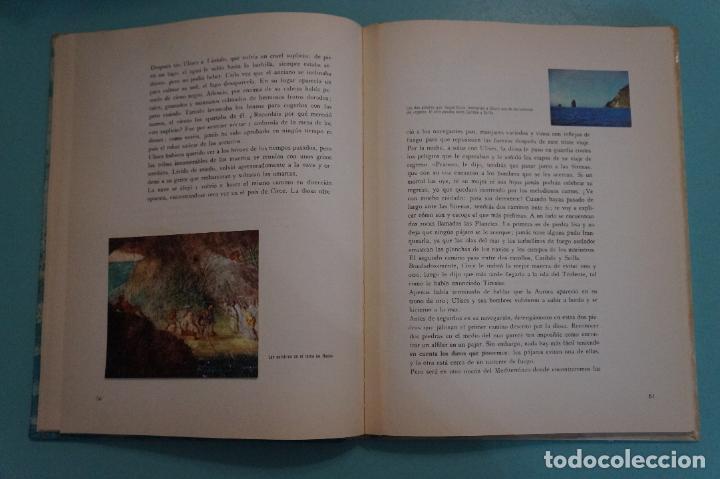 Coleccionismo Álbum: ÁLBUM COMPLETO DE LOS VIAJES DE ULISES AÑO 1962 DE NESTLÉ - Foto 43 - 64323207