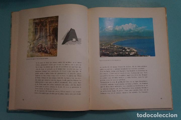 Coleccionismo Álbum: ÁLBUM COMPLETO DE LOS VIAJES DE ULISES AÑO 1962 DE NESTLÉ - Foto 44 - 64323207