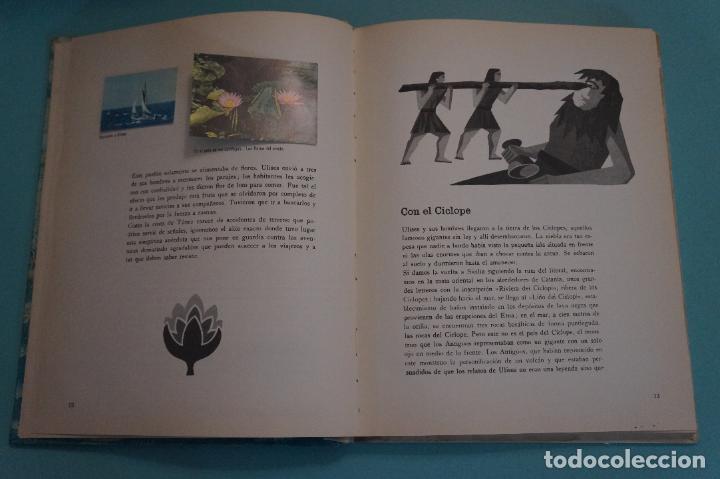 Coleccionismo Álbum: ÁLBUM COMPLETO DE LOS VIAJES DE ULISES AÑO 1962 DE NESTLÉ - Foto 47 - 64323207
