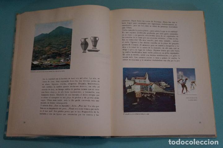 Coleccionismo Álbum: ÁLBUM COMPLETO DE LOS VIAJES DE ULISES AÑO 1962 DE NESTLÉ - Foto 49 - 64323207