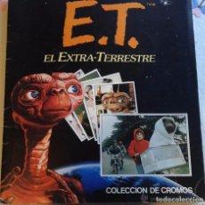 Coleccionismo Álbum: E.T. EL EXTRATERRESTRE. EDICIONES ESTE.. Lote 64859415