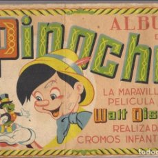Coleccionismo Álbum: PINOCHO FHER 250 CROMOS. Lote 64859799