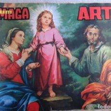 Coleccionismo Álbum: ARTE. MAGA. Lote 64863231