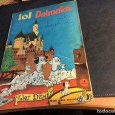 Coleccionismo Álbum: 101 DALMATAS. ALBUM COMPLETO FHER (ALB-A). Lote 64889463