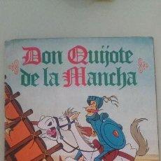 Coleccionismo Álbum: ALBUM CROMOS COMPLETO DON QUIJOTE DE LA MANCHA. Lote 64963059
