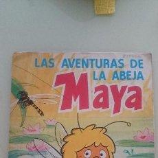 Sammeln Sammelalbum - Album cromos completo las aventuras de la abeja maya - 64963415