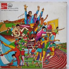 Coleccionismo Álbum: ALBUM COMPLETO COCA COLA MONTREAL 1976. HISTORIA DE LOS JUEGOS OLIMPICOS. 84 TRANSPARENCIAS. JJOO. . Lote 65439846