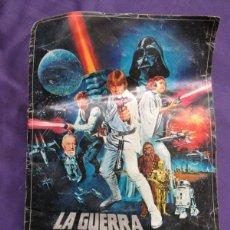 Coleccionismo Álbum: ALBUM LA GUERRA DE LAS GALAXIAS. ED. PACOSA DOS. 1977. COMPLETO. Lote 65456074