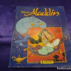 Coleccionismo Álbum: ALBUM ALADDIN.ED.PANINI. - COMPLETO -. Lote 65669458