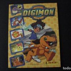 Coleccionismo Álbum: 'DIGIMON' (COLECCIÓN COMPLETA). Lote 65790398