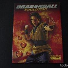Coleccionismo Álbum: 'DRAGONBALL EVOLUTION' (COLECCIÓN COMPLETA). Lote 65792090