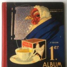 Coleccionismo Álbum: ALBUM DE CROMOS. 1ER ALBUM GALLINA BLANCA. 1944. COMPLETO EN BUEN ESTADO.. Lote 65987530