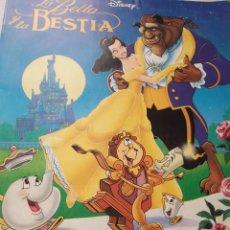 Collectable Albums - ALBUM DE CROMOS LA BELLA Y LA BESTIA DISNEY PANINI COMPLETO - 66008702