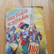 Coleccionismo Álbum: ALBUM HECHOS FAMOSOS DE LA HISTORIA DE ESPAÑA, FHER. Lote 66906302