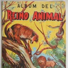 Coleccionismo Álbum: ALBUM - EL REINO ANIMAL - SOLO FALTA 1 CROMO (EL NÚMERO 111) - ED. COSTA - 1963. Lote 66934578
