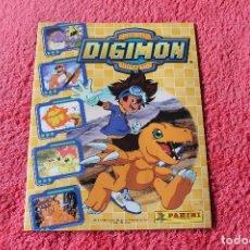 Coleccionismo Álbum: ALBUM DE CROMOS DIGIMON COMPLETO AÑO 2000. Lote 66936014
