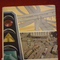 Coleccionismo Álbum: ALBUM ALEMAN COMPLETO DE EDUCACION VIAL (DIE STRASSE LEBT). BUEN ESTADO.. Lote 66977254