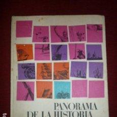 Coleccionismo Álbum: ALBUM DE CROMOS COMPLETO PANORAMA DE LA HISTORIA DE ESPAÑA (EDAD MODERNA Y CONTEMPORANEA).. Lote 66978498