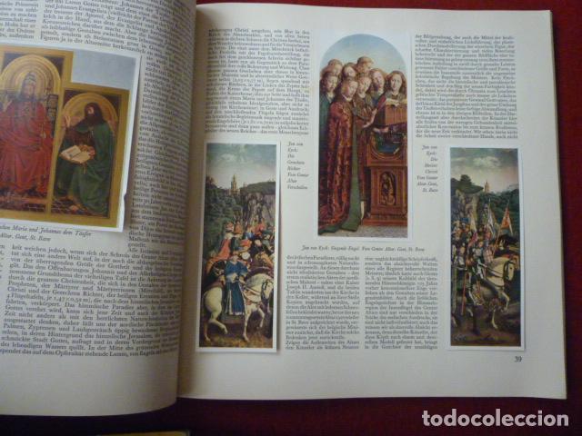 Coleccionismo Álbum: ESPECTACULAR ALBUM ALEMAN COMPLETO PINTURA GOTICA Y RENACIMIENTO. (DIE MALEREI DER GOTIK UND FRÜH RE - Foto 3 - 66978642