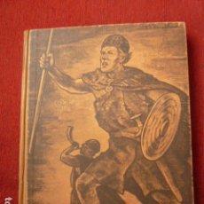 Coleccionismo Álbum: ALBUM ALEMAN COMPLETO DE LA PREHISTORIA EN ALEMANIA. (AUS DEUTFCHLANDS VORZEIT) AÑO 1937.. Lote 66978918