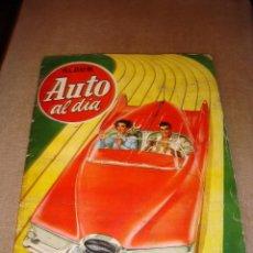 Coleccionismo Álbum: AUTO AL DIA DE EDITORIAL BRUGUERA 1954.COMPLETO. Lote 66994366