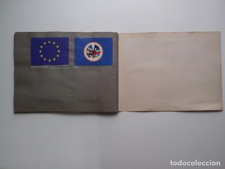 Coleccionismo Álbum: ALBUM BANDERAS DE TODO EL MUNDO SALVAT 1973 COMPLETO Y EN BUEN ESTADO - Foto 30 - 67043494
