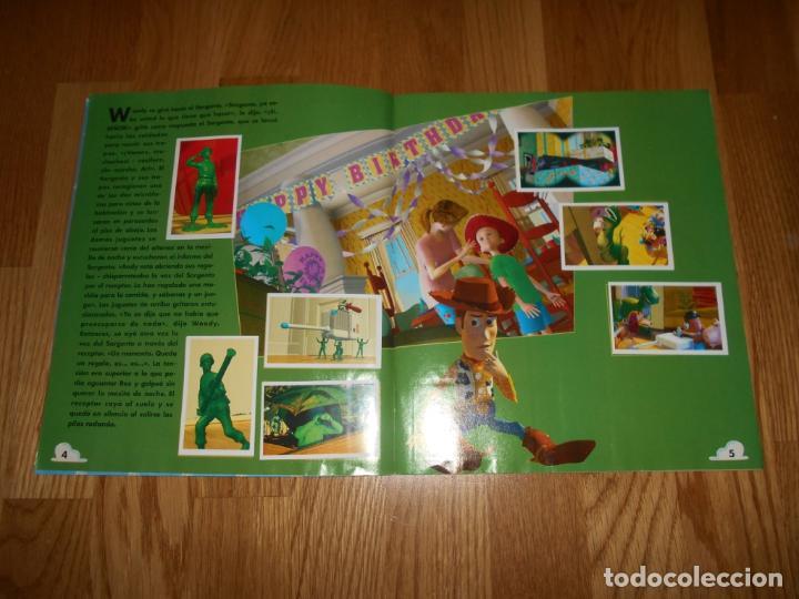 Coleccionismo Álbum: ALBUM TOY STORY DISNEY 1 PANINI COMPLETO ORIGINAL - Foto 4 - 67329061