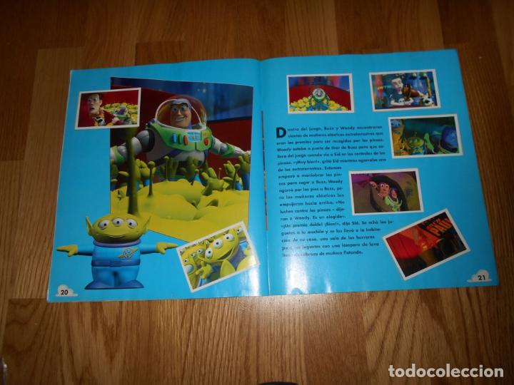 Coleccionismo Álbum: ALBUM TOY STORY DISNEY 1 PANINI COMPLETO ORIGINAL - Foto 5 - 67329061