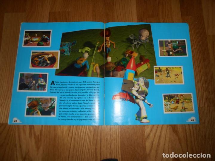 Coleccionismo Álbum: ALBUM TOY STORY DISNEY 1 PANINI COMPLETO ORIGINAL - Foto 6 - 67329061