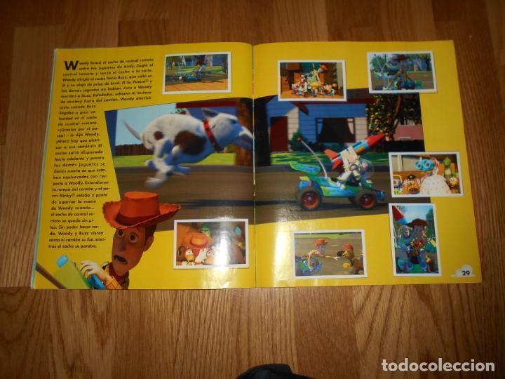 Coleccionismo Álbum: ALBUM TOY STORY DISNEY 1 PANINI COMPLETO ORIGINAL - Foto 7 - 67329061
