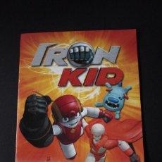 Coleccionismo Álbum: 'IRON KID' (COLECCIÓN COMPLETA). Lote 68714661