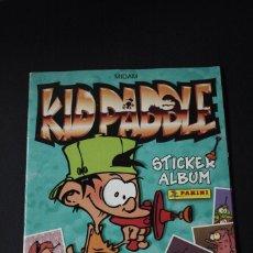 Coleccionismo Álbum: 'KID PADDLE' (COLECCIÓN COMPLETA). Lote 68715109