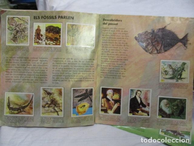 Coleccionismo Álbum: Dinosaurs Club Super 3. Álbum de Cromos completo. - Foto 9 - 68883897