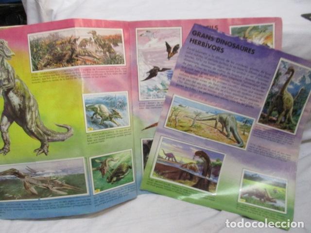 Coleccionismo Álbum: Dinosaurs Club Super 3. Álbum de Cromos completo. - Foto 10 - 68883897