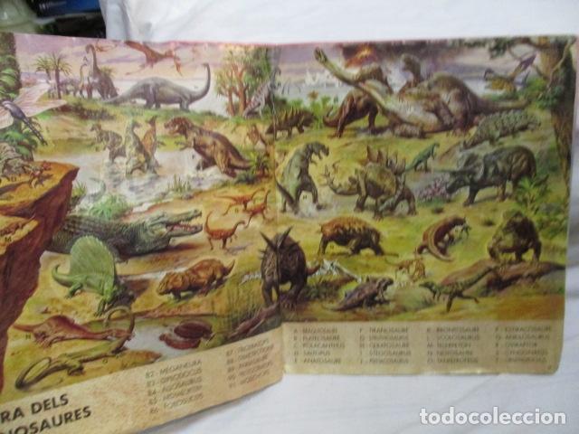 Coleccionismo Álbum: Dinosaurs Club Super 3. Álbum de Cromos completo. - Foto 11 - 68883897