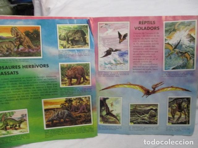 Coleccionismo Álbum: Dinosaurs Club Super 3. Álbum de Cromos completo. - Foto 12 - 68883897