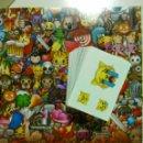 Coleccionismo Álbum: EMOJI. ÁLBUM PLANCHA + TODOS LOS CROMOS SIN PEGAR. COLECCIÓN COMPLETA. Lote 136845065