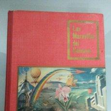 Coleccionismo Álbum: ALBUM LAS MARAVILLAS DEL UNIVERSO COMPLETO 264 CROMOS 1956. Lote 70267742