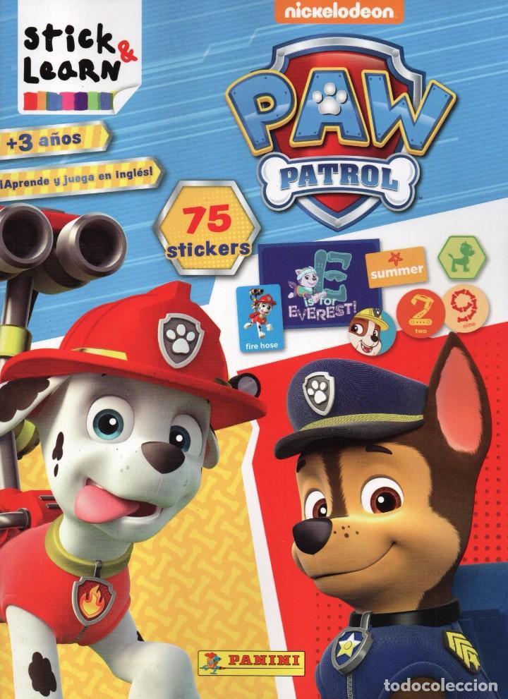 Panini-Paw Patrol-sticker 75