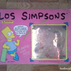 Collectable Albums - LOS SIMPSONS - ALBUM COMPLETO 1991 - 71795607