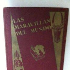 Coleccionismo Álbum: NESTLÉ -LAS MARAVILLAS DEL MUNDO- COMPLETO. Lote 72187395